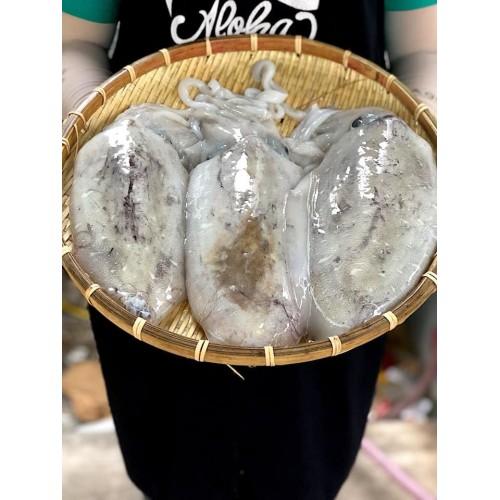 MỰC NANG TRUNG 500GR